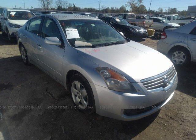 Inventory #589306336 2008 Nissan ALTIMA