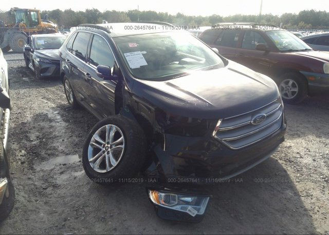 Inventory #794369064 2015 FORD EDGE