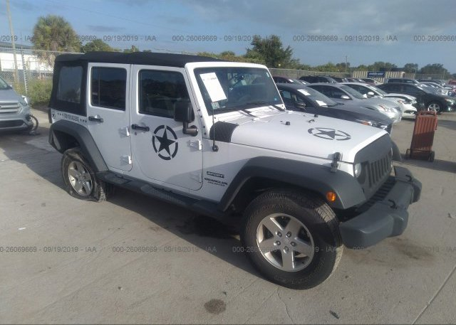 Inventory #665674001 2017 JEEP WRANGLER UNLIMITE