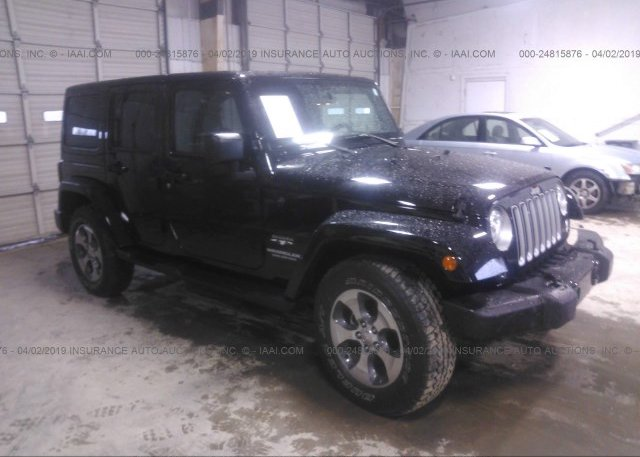 Inventory #882818936 2017 JEEP WRANGLER UNLIMITE