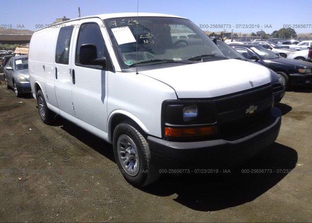 Inventory #542425866 2012 Chevrolet EXPRESS G1500