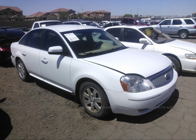 Inventory #576011654 2007 FORD FIVE HUNDRED
