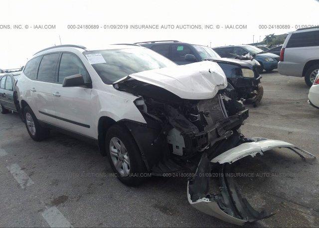 Inventory #729279379 2015 Chevrolet TRAVERSE