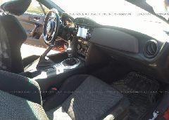 2017 Subaru BRZ - JF1ZCAB1XH9603917 close up View