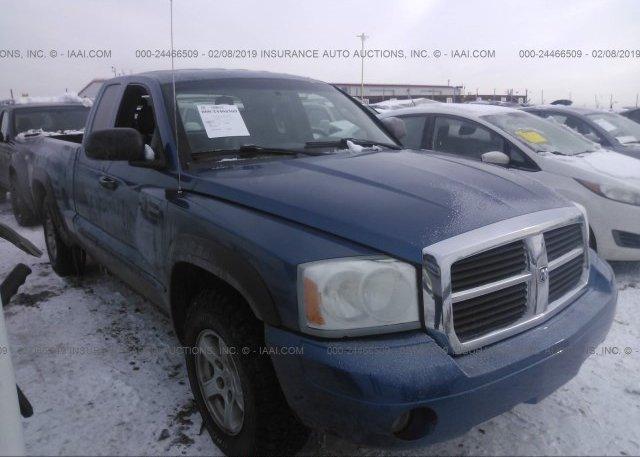 Inventory #706209135 2005 Dodge DAKOTA
