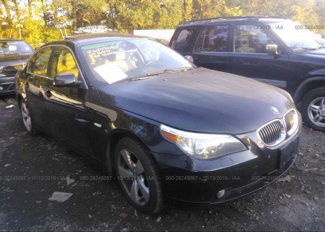 Inventory #363215650 2007 BMW 530