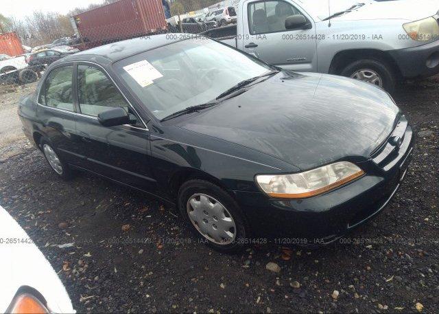 1998 Honda Accord For Sale >> 1hgcg5642wa158456 Salvage Honda Accord At New Castle De On