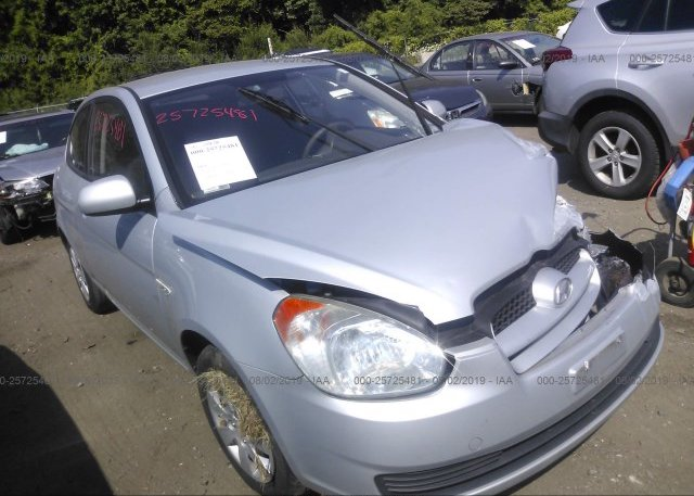 Inventory #684272936 2010 HYUNDAI ACCENT