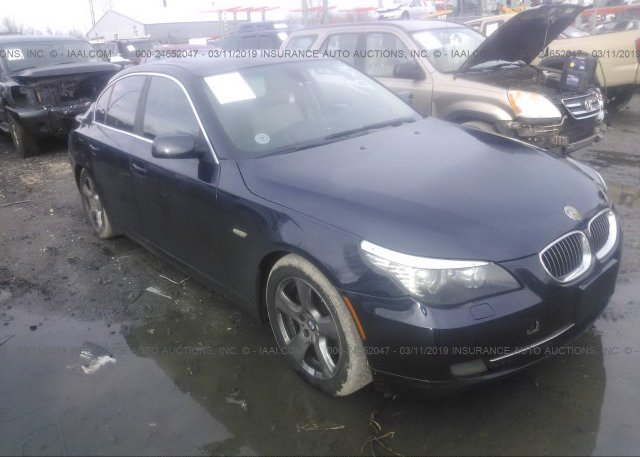 Inventory #762382169 2008 BMW 535