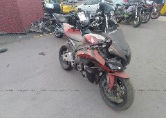 2011 Honda CBR600