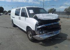 2014 Chevrolet EXPRESS G2500
