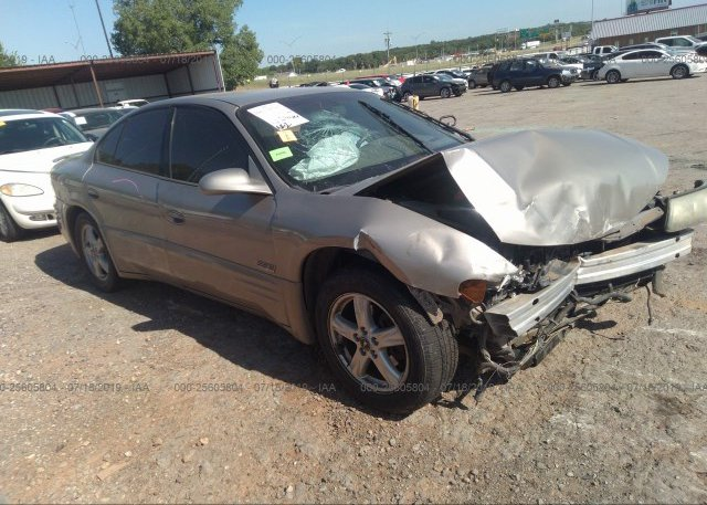 Inventory #785114716 2003 Pontiac BONNEVILLE