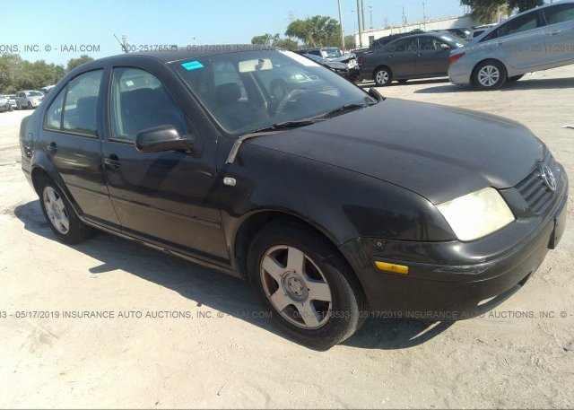 Inventory #338655754 2001 Volkswagen JETTA