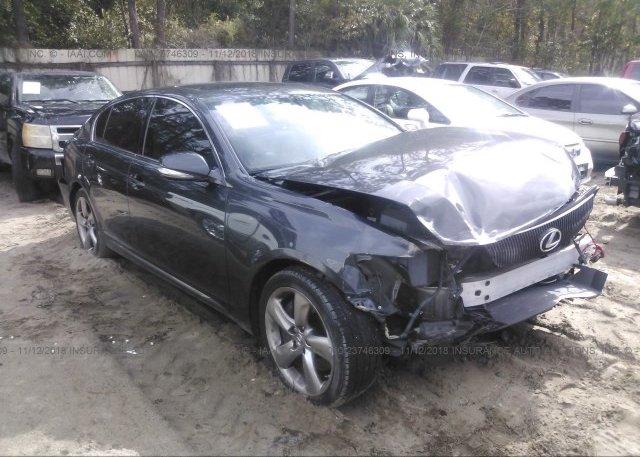 Inventory #925267806 2011 Lexus GS