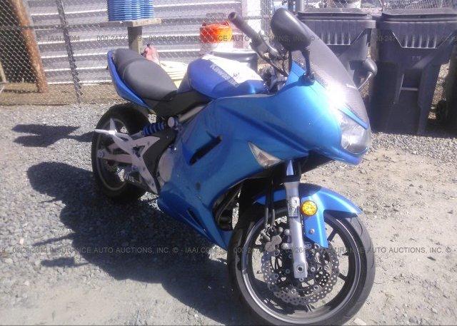 Inventory #491743068 2007 Kawasaki EX650