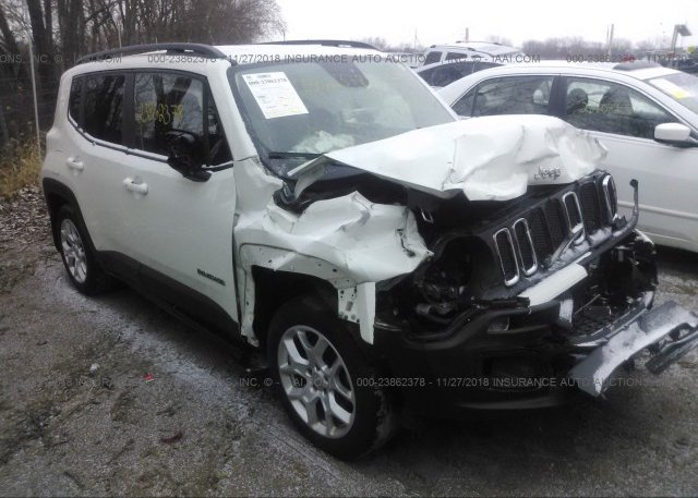 Inventory #556375976 2015 JEEP RENEGADE