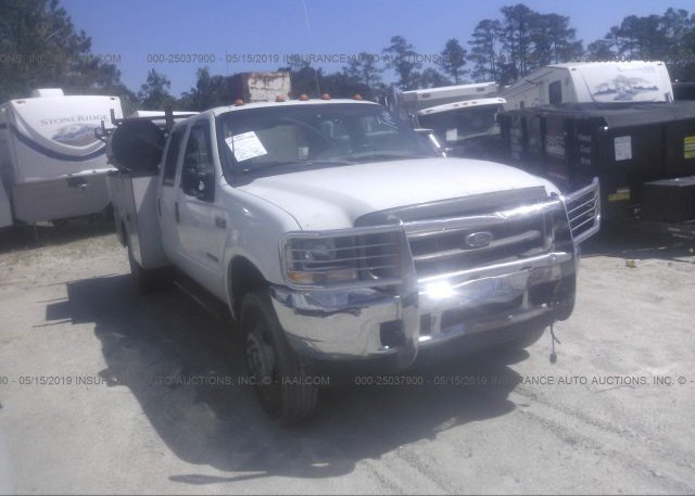 Inventory #801512702 2002 FORD F450