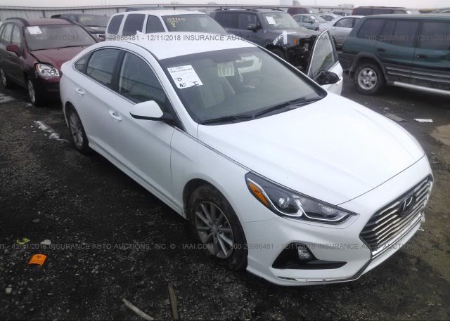 Inventory #360941571 2018 Hyundai SONATA