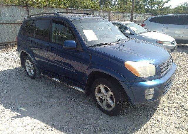 Inventory #509529605 2002 Toyota RAV4