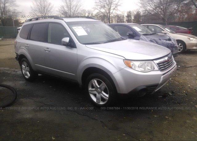Inventory #865221286 2010 Subaru FORESTER