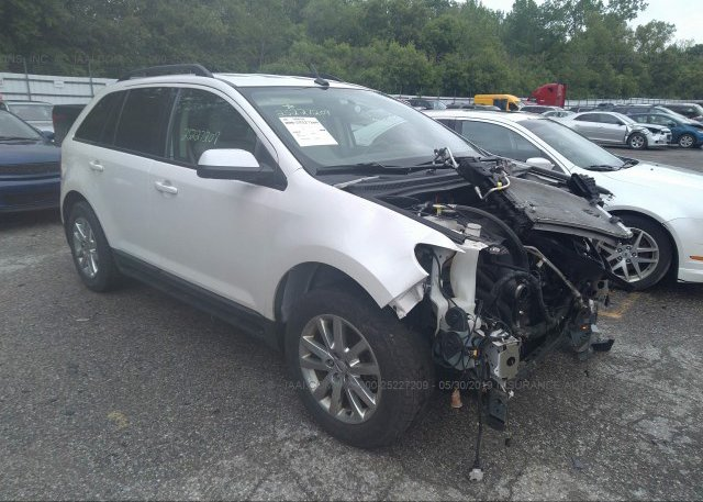 Inventory #483312261 2013 FORD EDGE