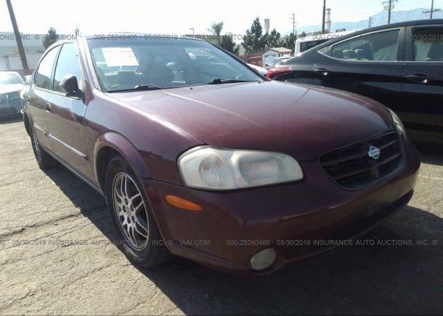 Inventory #519898845 2001 Nissan MAXIMA
