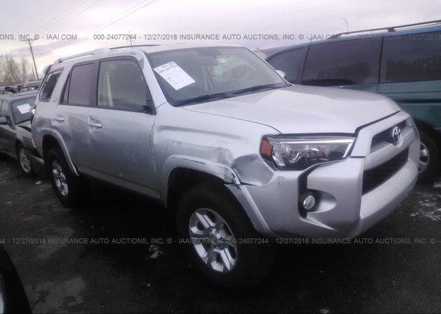 Inventory #288757092 2018 Toyota 4RUNNER