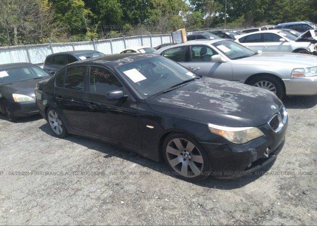 Inventory #622871481 2007 BMW 530