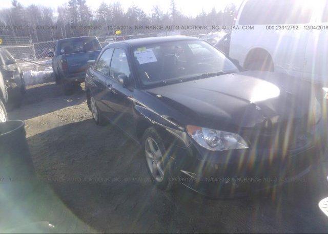 Inventory #211766893 2007 Subaru IMPREZA