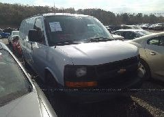 2014 Chevrolet EXPRESS G1500
