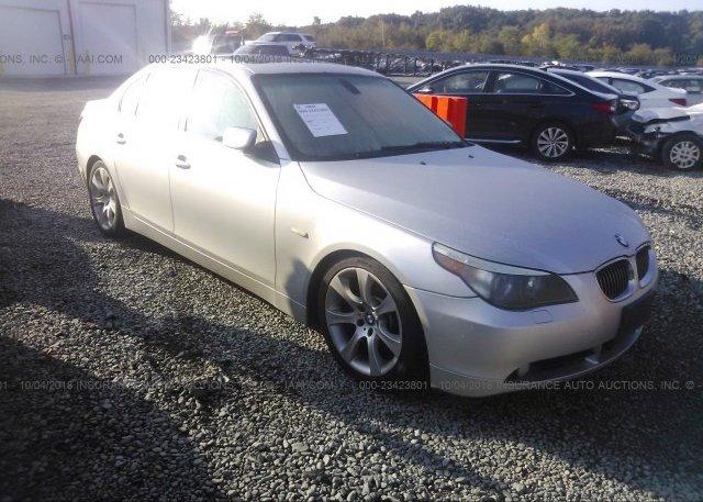 Inventory #323395087 2004 BMW 545