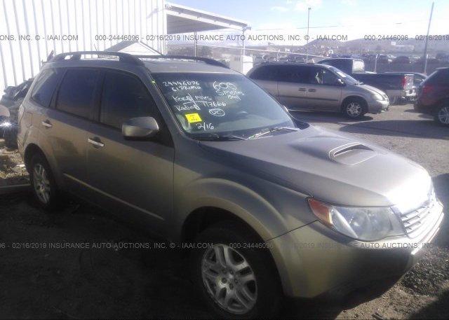 Inventory #559489444 2009 Subaru FORESTER