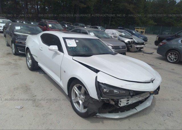 Inventory #925378919 2016 Chevrolet CAMARO
