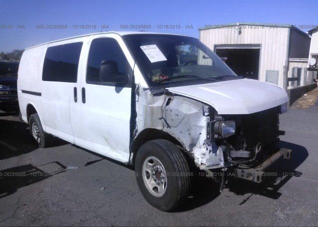 Inventory #798671521 2008 Chevrolet EXPRESS G3500