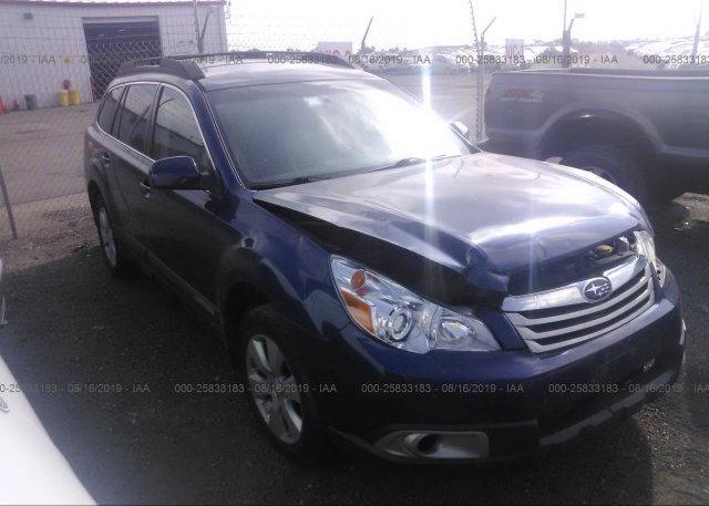 Inventory #994867404 2010 Subaru OUTBACK