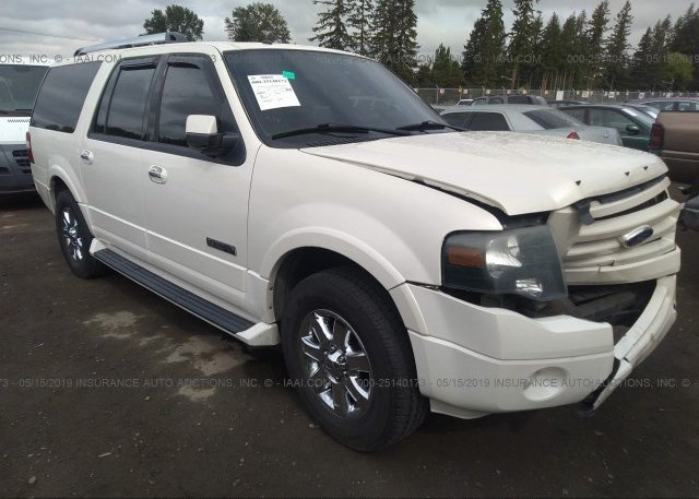 Inventory #440330012 2007 FORD EXPEDITION