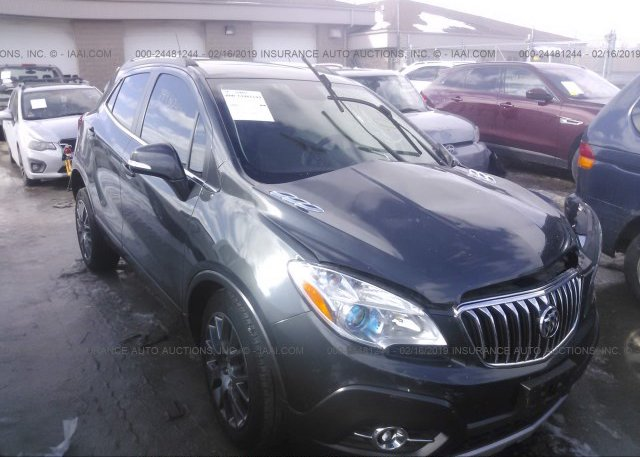 Inventory #683989648 2016 Buick ENCORE