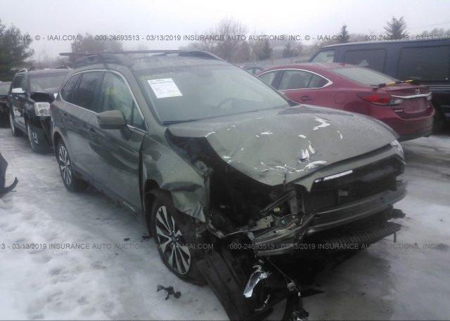 Inventory #558847529 2016 Subaru OUTBACK