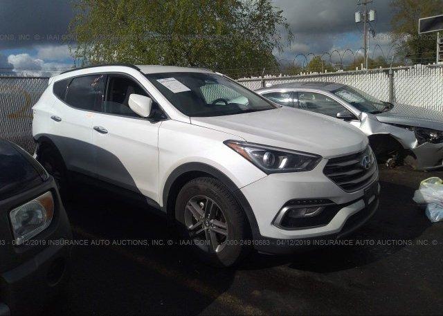 Inventory #491367363 2017 Hyundai SANTA FE SPORT