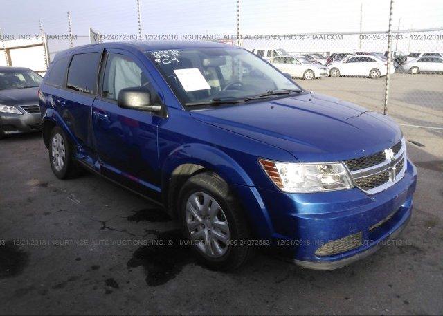 Inventory #676145139 2015 Dodge JOURNEY