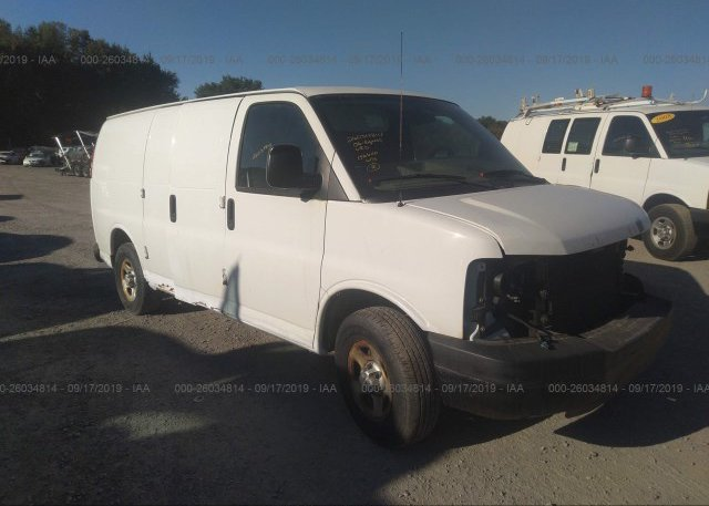 Inventory #651706553 2006 Chevrolet EXPRESS G1500