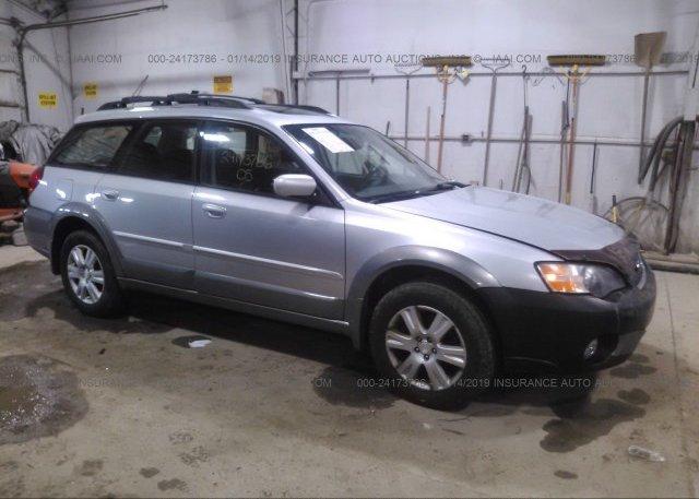 Inventory #619442634 2005 Subaru LEGACY