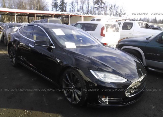 Inventory #172858134 2013 Tesla MODEL S
