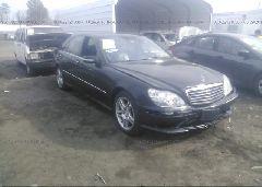 2006 Mercedes-benz S