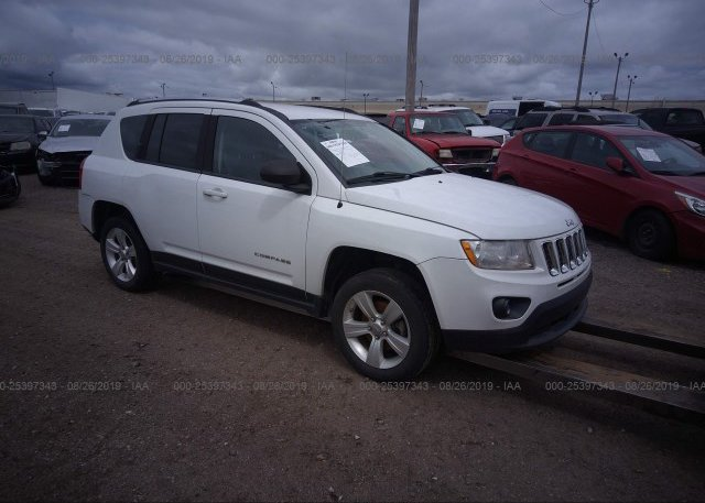 Inventory #555137946 2012 JEEP COMPASS