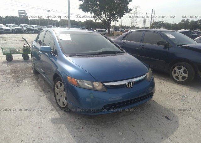 Inventory #238262522 2006 Honda CIVIC