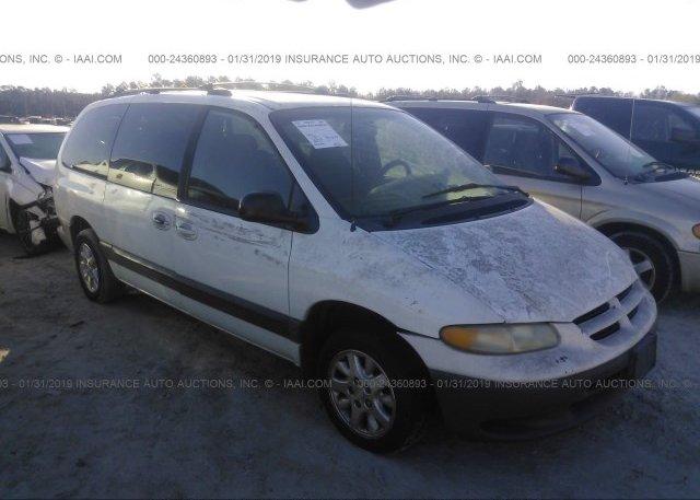 Inventory #101180310 2000 Dodge GRAND CARAVAN