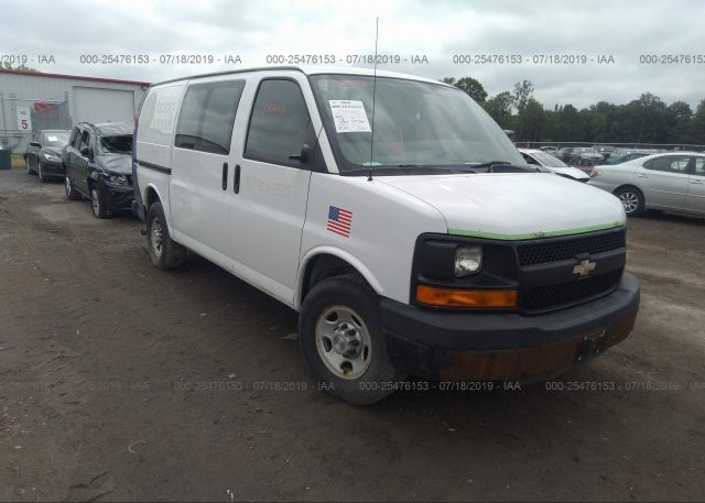 Inventory #626808930 2009 Chevrolet EXPRESS G2500