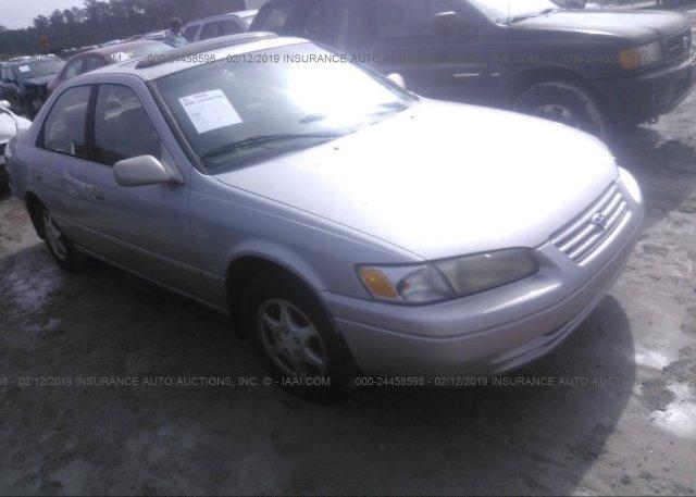 Inventory #790060776 1997 Toyota CAMRY
