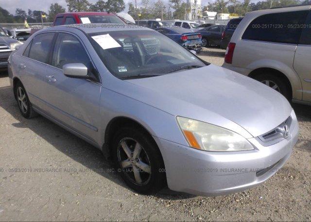 Inventory #607936968 2003 Honda ACCORD